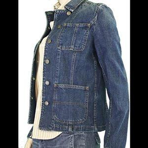 Lauren Jeans Company denim jean jacket medium